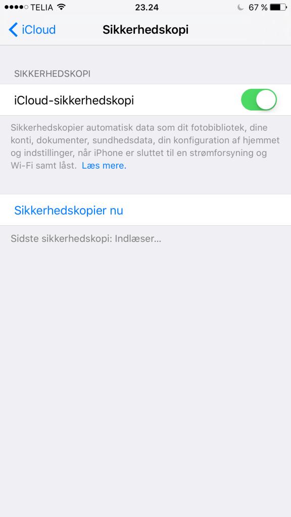 iCloud-sikkerhedskopi-iphone-ipad