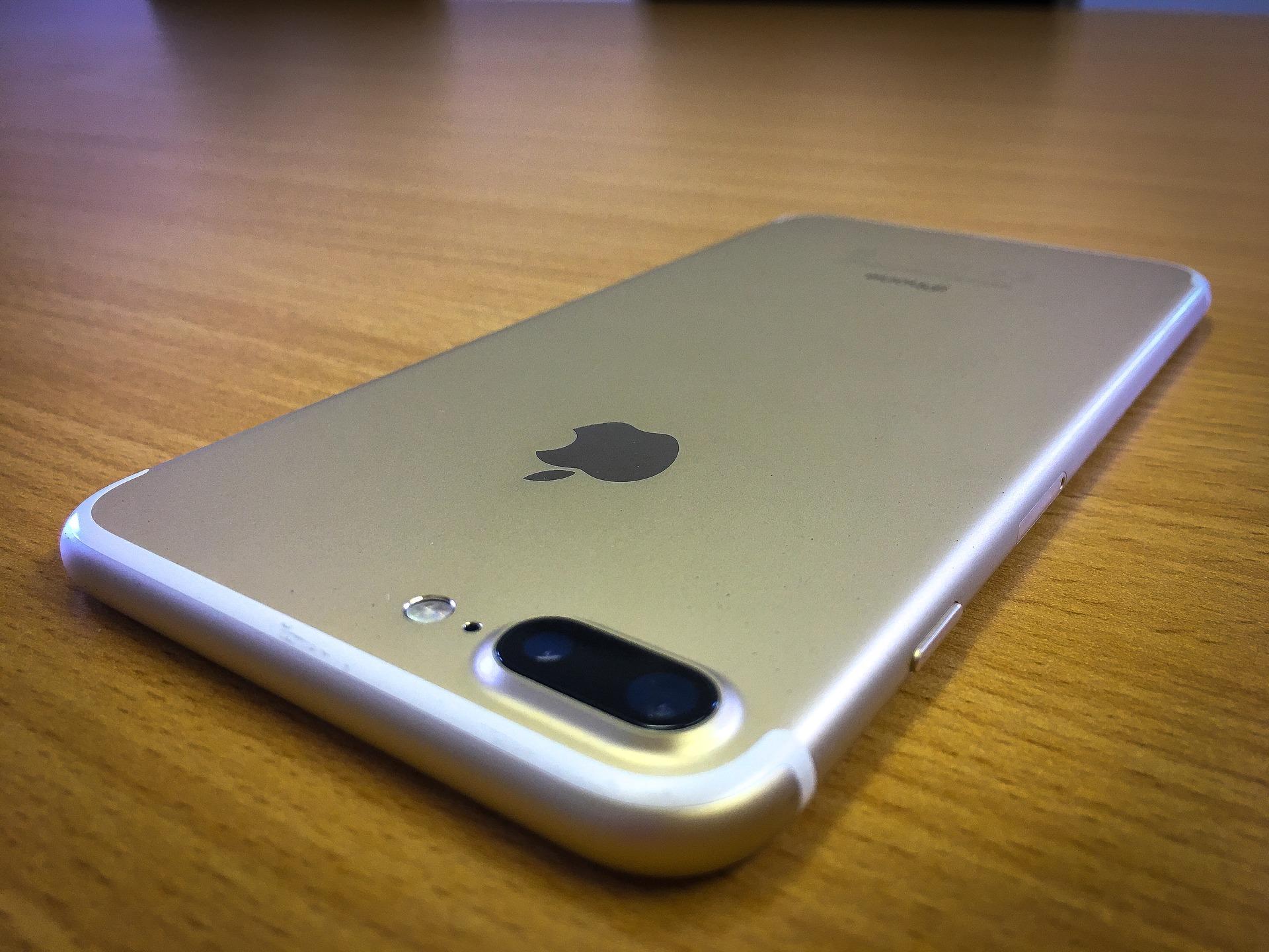ændre skærm iphone